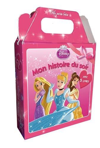 Mon histoire du soir Disney Princesses : Coffret 5 livres