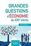 Grandes questions d'économie du XXIe siècle