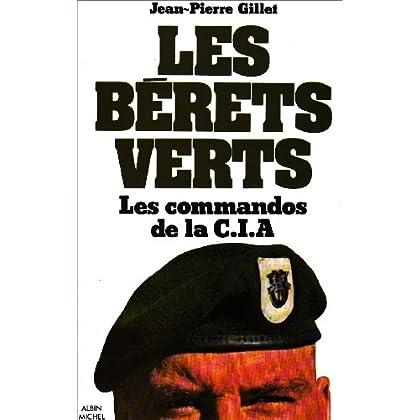 Les Bérets verts : Les commandos de la C.I.A.