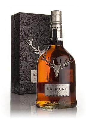 Dalmore 1980 Single Malt Whisky