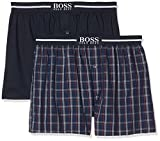 BOSS Men's Boxer Shorts Pack of 2