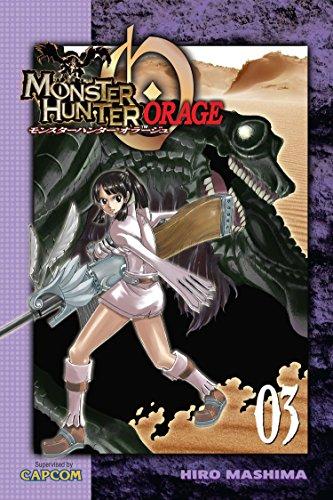 Monster Hunter Orage, Volume 3 por Hiro Mashima