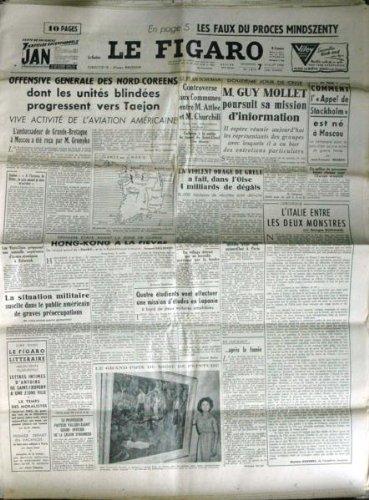 HUMANITE du 15/12/1950 - 11 NAVIRES EN PERDITIONS DANS LA TEMPETES SUR L'ATLANTIQUE - MANIFESTATIONS DAS LE VAR ET DANS LE RHONE CONTRE LE REARMEMENT ALLEMAND - H. POURTALET - JUIN AU MAROC - RADIO PEKIN - POUR LA PAIX RETRAIT DES TROUPES ETRANGERES DE COREE ET DE FORMOSE - ATTLEE ET CHURCHILL - MICHEL BOTTIN ET H. MARTIN - LES NAZIS FUSILLAIENT GABRIEL PERI ET LUCIEN SAMPAIX - MARCEL CACHIN - A. STIL.