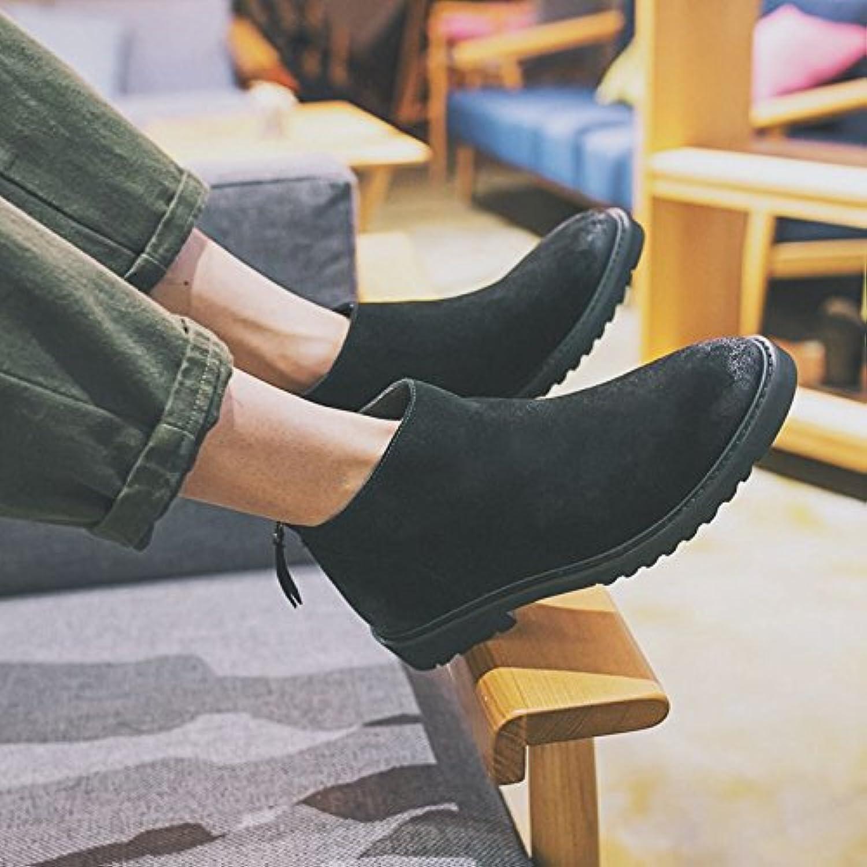 HL-Dingxue PYL-Ma,38,negro   Zapatos de moda en línea Obtenga el mejor descuento de venta caliente-Descuento más grande
