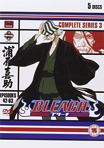 Bleach Series 3 Complete Box Set [DVD] (Bleach-complete Box Set)