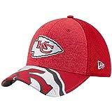 New Era Kansas City Chiefs 2017 NFL Draft 39THIRTY Flex Cap