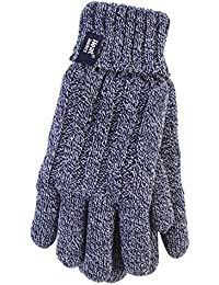 8751a3336 HEAT HOLDERS - Ladies Thermal Cable Knit 2.3 tog Heatweaver Gloves