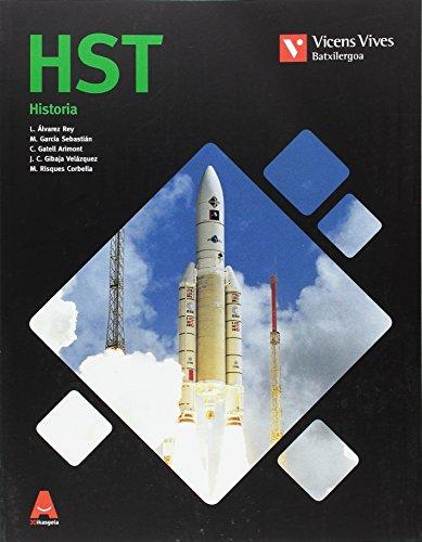 HST HISTORIA (BATXILERGOA): 000001 - 9788468238517