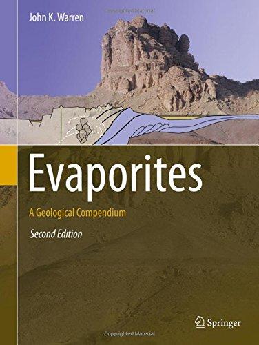Evaporites: A Geological Compendium par John K. Warren