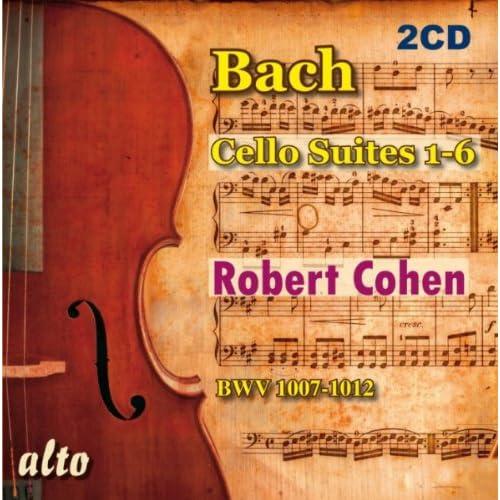 Bach: Cello Suites 1-6