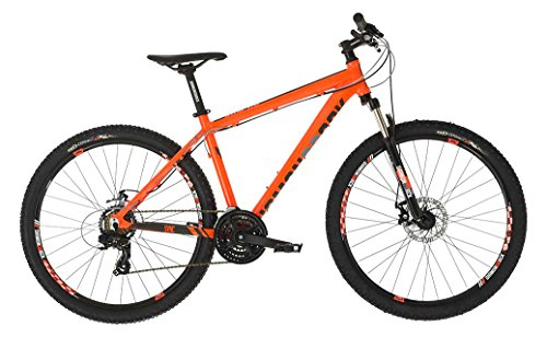Diamondback Men's Sync Hardtail Sport Mountain Bike, Red, 22-inch