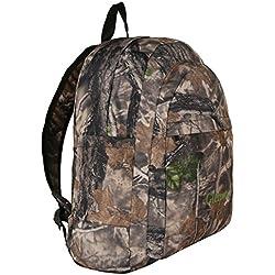 Mochila de camuflaje mochila bolsa resistente para tiro de pichón para caza, pesca