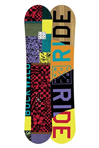 Ride Snowboards Kinder All-Mountain Board bunt 145