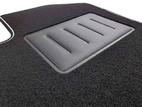 Hyundai ix20 dal 2010 tappetini moquette antiscivolo Kia Venga dal 2010