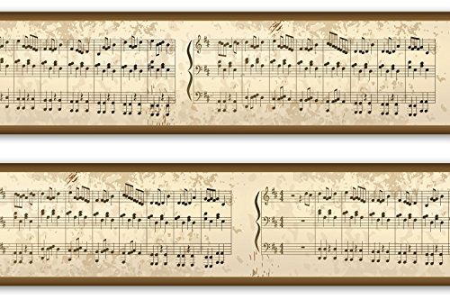 self-adhesive-wall-border-music-note-4-piece-560-x-15-cm-wallpaper-border-border-wall-art-music-song