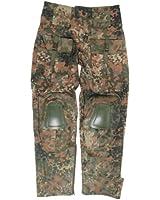 Mil-Tec Einsatzhose Warrior, flecktarn
