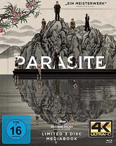 Parasite (Mediabook A, UHD, Blu-ray, Bonus-Blu-ray)