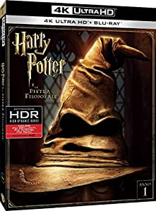 Harry Potter e La Pietra Filosofale (Blu-Ray 4K Ultra HD + Blu-Ray)