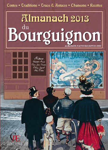 Almanach du Bourguignon 2013 par Collectif