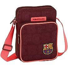 Safta Bandolera F.C. Barcelona 3ª Equip 17 18 Oficial Con Bolsillo Exterior  160x60x220mm 6289ac7c470
