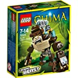 LEGO Legends of Chima 70125: Gorilla Legend Beast