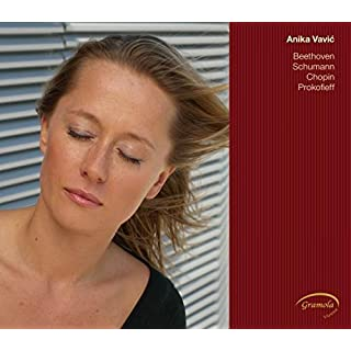 Piano Works by Anika Vavic (2010-07-13)