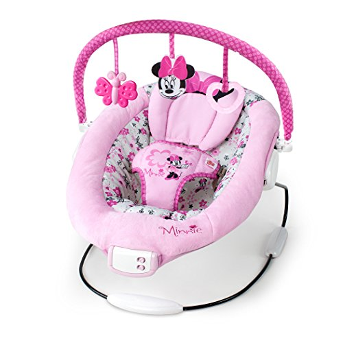 Disney Baby 60578 Minnie Mouse Garden Delights Wippe