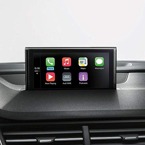 Audi 4M0051472 Nachrüstung Smartphone Interface Display MMI Media (nur für MMI Navigation Plus)