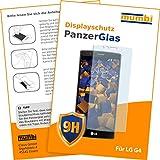 mumbi Panzerglasfolie LG G4 Glasfolie Hartglas 9H