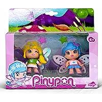 Pinypon Paquet de 2 Figurines Princesse et Sorcière (Famosa)