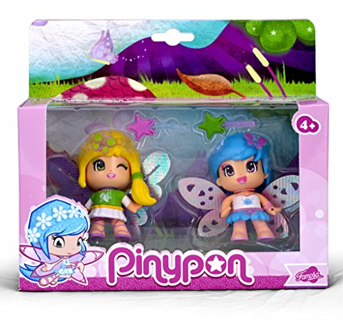 Pinypon Pack de 2 figuras Hadas (Famosa 700013365)