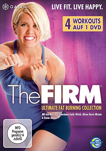 The Firm - Ultimate Fat Burning Collection [Edizione: Germania]