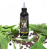 Renforce L'huile De Ricin Noire DeLa Jamaïque De 4 Oz