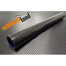 Silikonschlauch 50cm ID 38mm blau*** Unterdruckschlauch Vacuum Hose Verbinder LLK