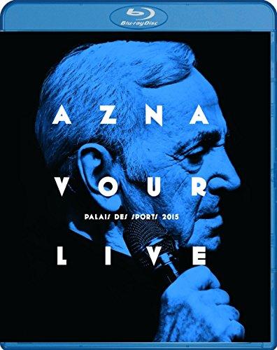 Bild von Charles Aznavour Live - Palais Des Sports 2015 [Blu-ray]