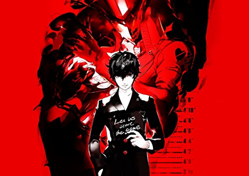 Price comparison product image Persona 5 Poster