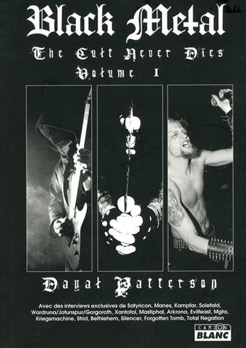 BLACK METAL The Cult Never Dies Volume 1