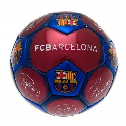 F.C. Barcelona Skill Ball Signature (Fußbälle Bulk Mini)
