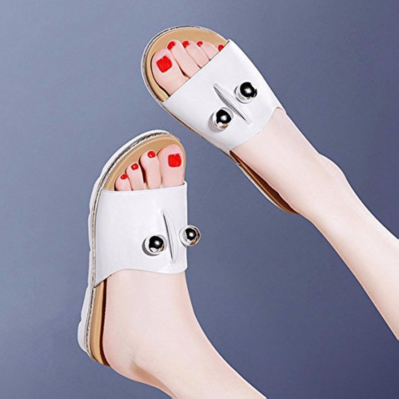 Amy Q - Zapatos de tacón  mujer 37 1/3 EU melocotón
