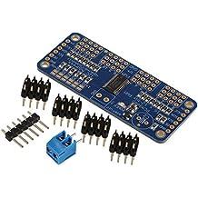 Adafruit 16-Channel 12-bit PWM/Servo Driver - I²C Interface - PCA9685