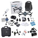 DS24 DJI Mavic Pro Fly More Combo 3x AKKU + Koffer + Filter + Tablet Halter + Flymariner Uhr - Quadrocopter 4K