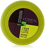 L'OREAL Studio Line -Strong Hold-Matt Finish #TXT GROOMING SOFT CLAY 75ml