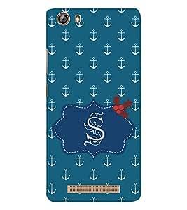 EPICCASE anchor of s Mobile Back Case Cover For Gionee Marathon M5 lite (Designer Case)