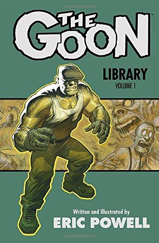 GOON LIBRARY HC 01 (The Goon)