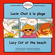 Lucie Chat a la Plage : Lucy Cat at the Beach
