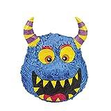 Pinata Blaues Monster