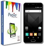 POPIO™ Tempered Glass Screen Protector For Yu Yureka Black (5 Inch) with free installation kit with Secure Packing.