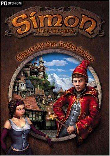 Blue Sky  Simon the Sorcerer - Chaos ist das halbe Leben