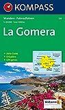 Kompass Karten, La Gomera (KOMPASS-Wanderkarten, Band 231) -