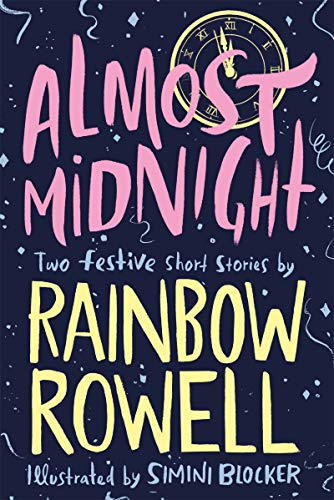 Almost Midnight : Two Short Stories par Rainbow Rowell